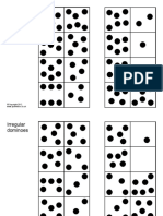 Domino Irregular a 6
