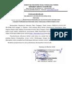 Hasil Seleksi Administrasi Cpnsd Prov Ntt 2018