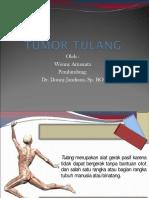 Tumor Tulang Dr.bayu