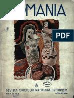 Romania anul III, nr. 4, aprilie 1938