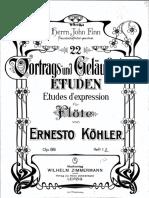 studi d'espressione E.Kohler op. 89 secondo libro.pdf
