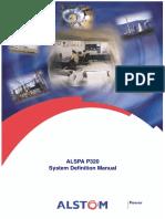 Alspa System Definition
