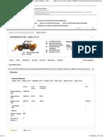 Tele Handler 01- Dinas Kebersihan Dan Pertamanan  - Machine Overview 1 April Sd 30 Juni