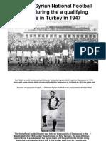 Syrian, Turkish and Armenia History