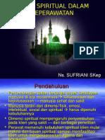ASPEK SPIRITUAL DALAM KEPERAWATAN