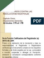 Presentacion Recursos Resoluciones Registrales 9.12