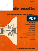 Basic Audio by Crawhurst