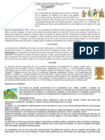 Taller Civilizaciones Precolombinas LOS INCAS