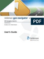 TeleNav Version 5.5 User's Guide - T-Mobile (Android)