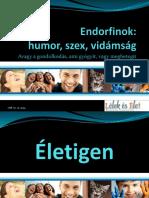 Endorfinok Humor, Szex, Vidámság