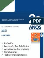3-Redes de Telefonía Externa