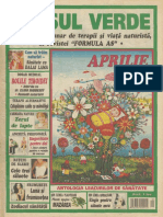 Asul Verde - Nr. 25, 2006