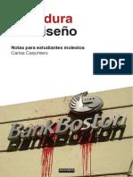 Carpintero Carlos - Dictadura Del Diseño - Notas Para Estudiantes Molestos.PDF