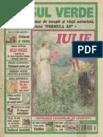 Asul Verde - Nr. 28, 2006