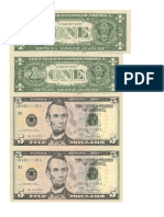 Monedas y Billetes de El Salvador - Presentes y Pasados, Medianos