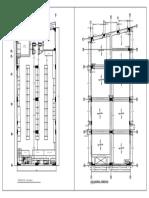 Columnas - Nova Plaza La Soledad-3-Dist Columnas 1er y 2do Piso