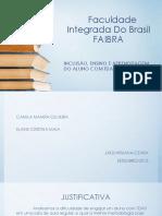 Faculdade Integrada Do Brasil FAIBRA