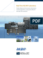 OPAL-RT(R) Brochure Lab-Volt Fev 21 2014