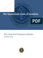 The Opportunity Costs of Socialism