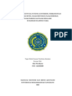 Cover Analisis Efektivitas
