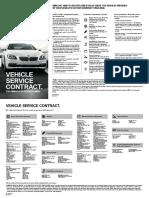 Bmw Warranty Coverage Brochure 2018