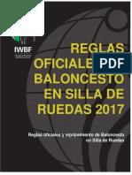2017 Reglas Iwbf 2017_esp Def Paralimpico
