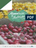 Apostila I - Promoção à Alimentação Adequada e Saudável