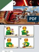 Lego 6138831 instructions