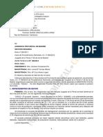 SAP Madrid Absolutoria Etilometro de Mano Evidencial