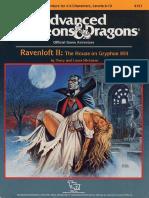 AD&D1 I10 Ravenloft II·The House on Gryphon Hill [1986]{nv8-10} Tracy & Laura Hickman.pdf