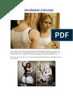 Marionetes Illuminati - Avril Lavigne