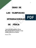 Olimpiada de Fisica España