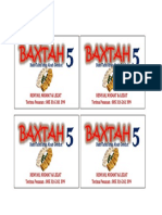 LabelBaxtah5