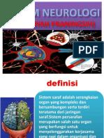 Bu Lia - Sistem Neurologi