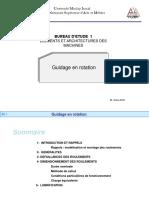 Guidage Rotation