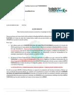Fundación Cordobería grave situación en materia de derechos humanos en Córdoba