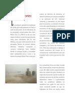 Contaminación Del Recurso Aire en La Ciudad de Pekin