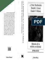 •GROUT; DONALD JAY ; PALISCA, CLAUDE V; BURKHOLDER, J. PETER