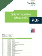 Demo Day Santiago