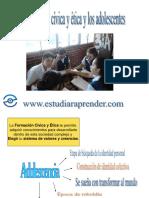 laformacincvicayticaylosadolescentes-121220151330-phpapp02