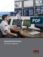 Brochure Seguridad Electronica