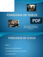 Fisiologia de Vuelo Avro y Argt