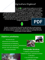 Agricultura orgánica vs agricultura convecional