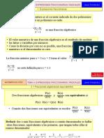 Tema 4 El Lenguaje Algebraico