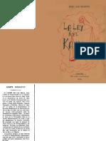 La Ley Del Karma (1958)