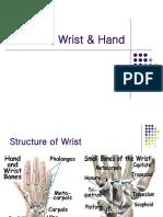 Wrist&Hand