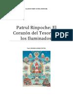 Patrul Rinpoche El Corazon Del Tesoro de Los Iluminados