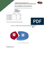 Analisis e Interpretacion de Graficos estadisticos