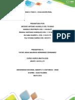 Unidad 2 _Fase_5 Evaluacion Final.