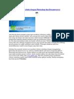 Belajar Membuat Website dengan Photoshop dan Dreamweaver.docx